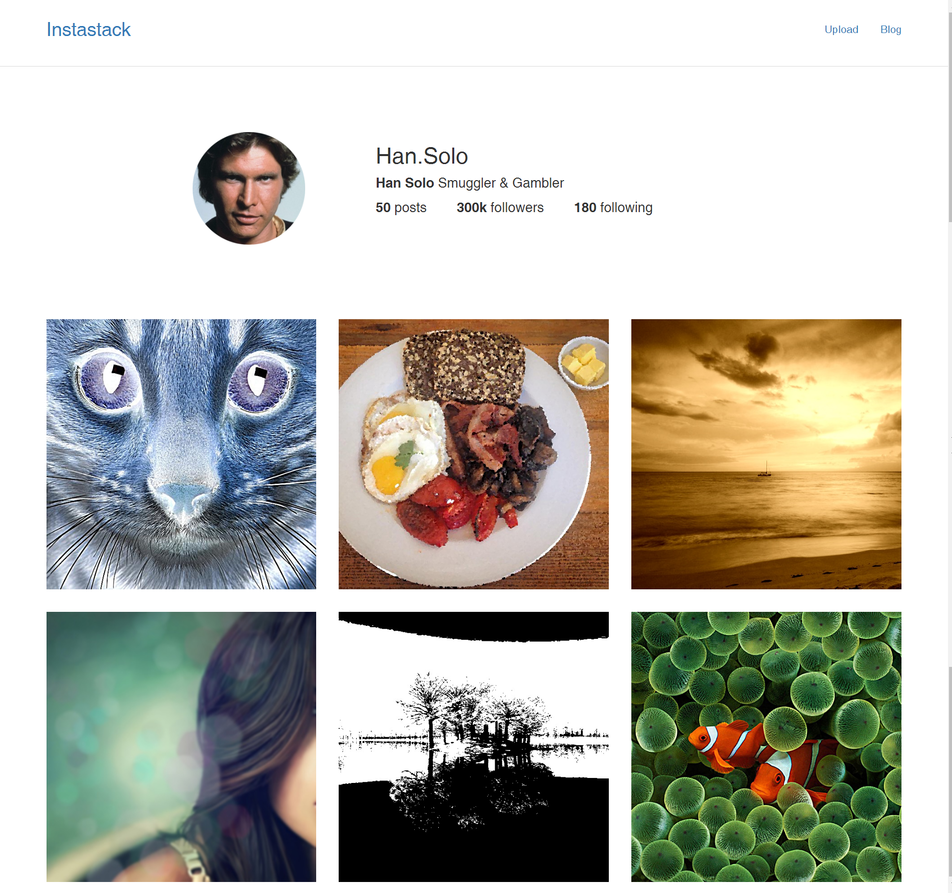 How to Build an Instagram Clone with React, Node js and