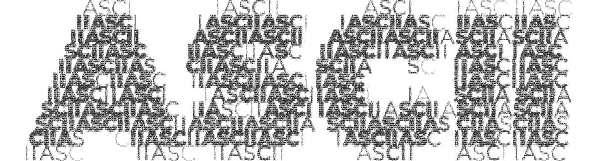 Ascii Art Example