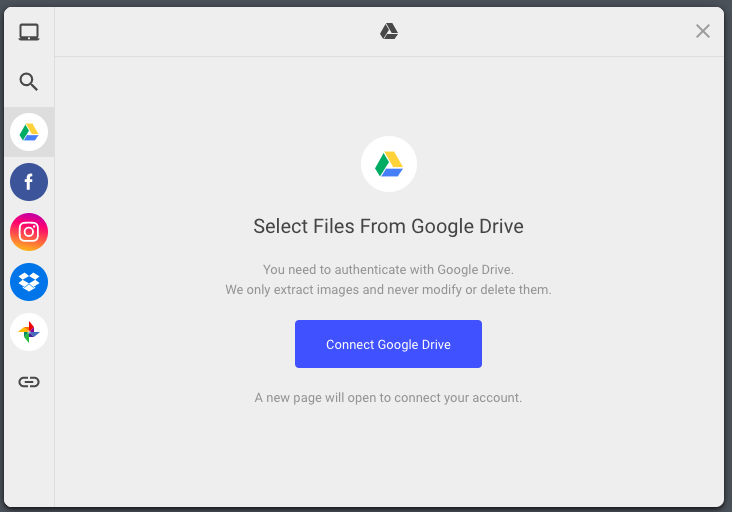 Google Drive API Upload Example
