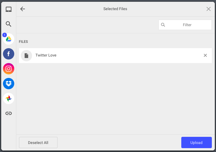 Google Drive API Upload Example in Action
