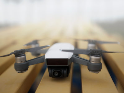 A picture of drones