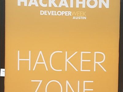 The Hacker Zone at DeveloperWeek Austin 2017