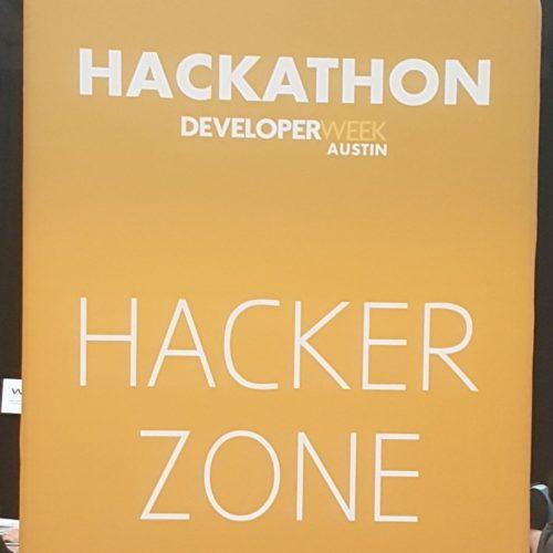 The Hacker Zone at DeveloperWeek Austin 2017