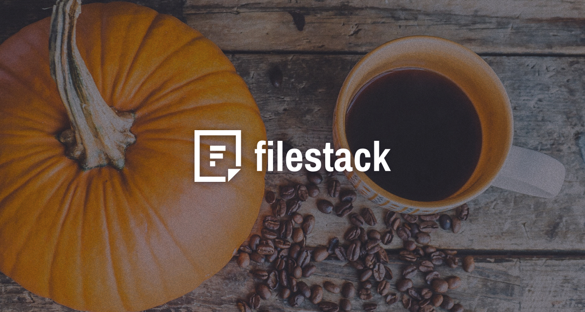 Happy Thanksgiving from Filestack!