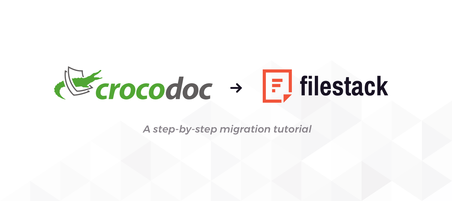 Filestack viewer is a Crocodoc alternative