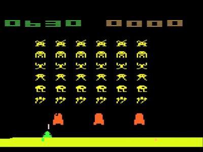 OpenAI Atari