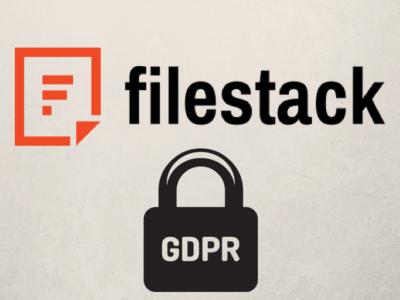 Filestack & GDPR