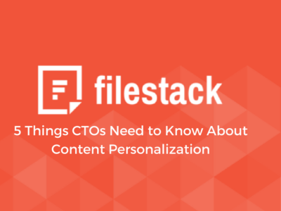 Content Personalization for CTOS