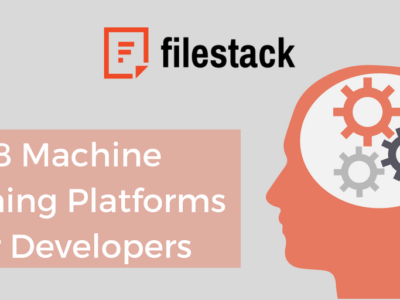 18 machine learning platforms for developers